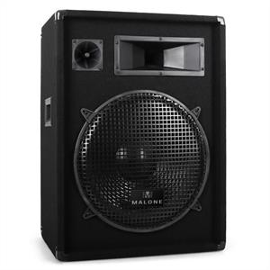 Auna PW-1522 3 Way Speaker 15