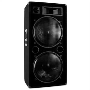 Malone PW-2522 PA Speakers 2 x 15