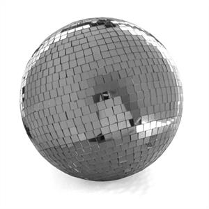 """12"""" Party DJ Rotating Disco Ball - Dance Floor Effects"""