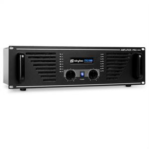 Skytec PA-1000 Watt DJ PA Amplifier 19