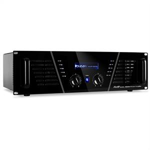 Ibiza AMP-800 DJ PA Power Amplifier 1200 Watt Mosfet