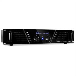 Ibiza AMP-300 PA DJ Amplifier 480 Watt
