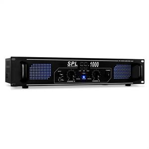 Skytec SPL-1000 DJ PA Hifi Amplifier SD USB MP3 System