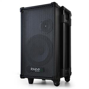 Ibiza Port8 Portable PA System Slave Speaker 2.4GHz Battery