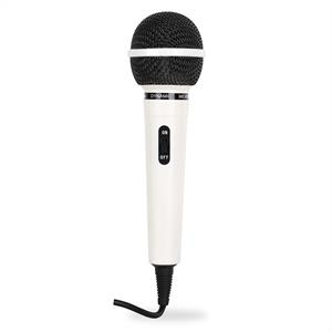 Dynamic Lightweight Microphone - White