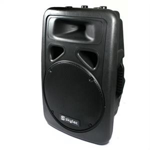 "Skytec DJ PA Speaker 12"" 600W Passive Monitor, ABS Housing"