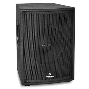 "Auna PW-12A-M DJ PA Speaker Active Subwoofer 12"" 750W RMS"