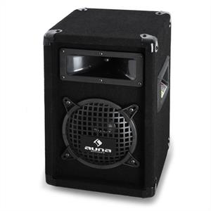 "Auna PW-0622 Passive 6.5"" DJ PA 3-Way Speaker - 250W"