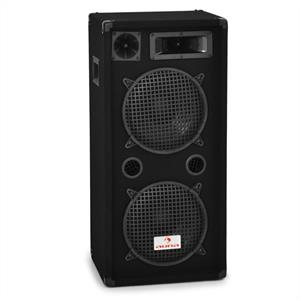 Auna PW-10X22 3-Way DJ PA Speaker 900W