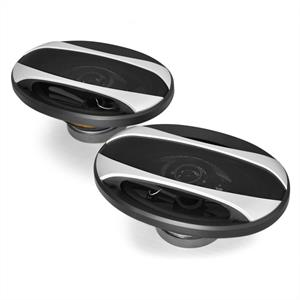 "Auna CS-69831 3-Way Car Audio Hifi Speakers 6 x 9"" - 1000W"