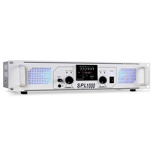 Skytec SPL-1000-MP3 DJ PA HiFi Amplifier USB SD Radio 1000W