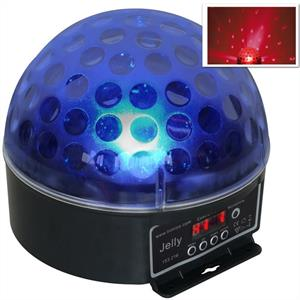 Beamz Magic Jelly LED Light Effect RGB DMX DJ Disco Light
