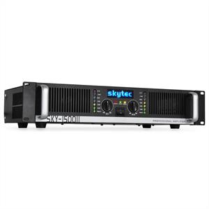 Skytec Sky-2000MKII Bridgeable DJ PA Amplifier 2000W