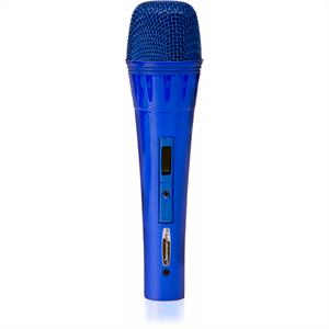 Jammin Pro MyBlue Dynamic Microphone with 5m Cable