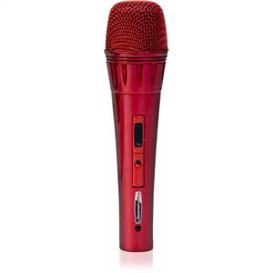 Jammin Pro MyRed Dynamic Microphone with 5m Cable