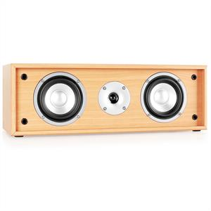 Auna Line 300-CN-BH 2-Way Passive Centre Speaker 76W - Beech