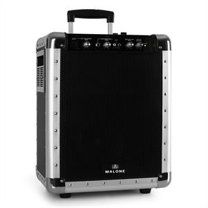 Malone PAS1 Streetrocker Portable Active PA System USB SD AUX Bluetooth 50W RMS