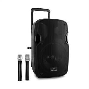 Malone PW-2912 Portable Active PA Speaker 12