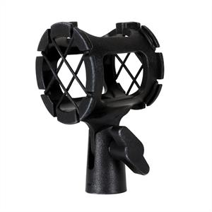 Malone SP-3 Microphone Spider Mount Black Plastic