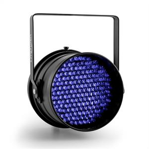 Lightcraft Monroe LED PAR64 Spotlight DMX 177 LED UV Black Light