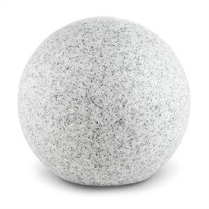 Lightcraft Shineball M Globe Lamp Outdoor Garden Light 40cm Stone Look