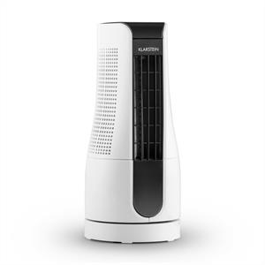 Klarstein Skyscraper Office Desk Fan 16W Touch White
