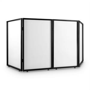 FrontStage Facade 4 Portable DJ Booth Screen Metal Frame 4 Segments 2 Pcs.