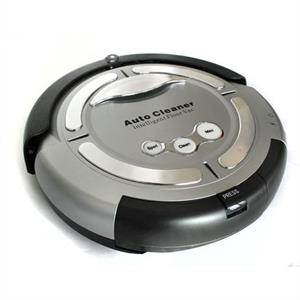 Cleanfriend Silver from Klarstein - the amazing vacuum cleaning robot!