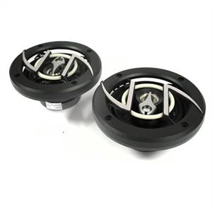 "Auna 408 Speaker Pair 4""/10cm 2 way Car Speakers 400W"