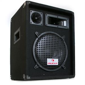 Auna PW-1022 3 Way Speaker 10&quot; 400W