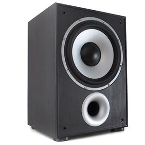 LTC SW100 10&quot; Active Home Cinema Subwoofer 100W black