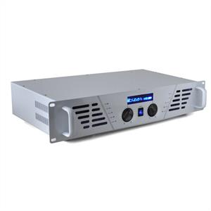 "Ibiza AMP-600 DJ PA Amplifier 960W Max Power 19"" Rack - White"