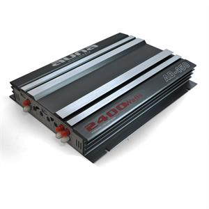 Auna AB-450 4-Channel Car Amplifier 2400W Auto Racing Design