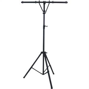 Ibiza Collapsible Tripod Dj Disco Light Stand - 45kg Load