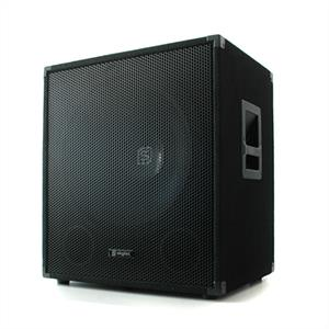 "Skytec 500W 18"" Subwoofer Low  Pass Filter"